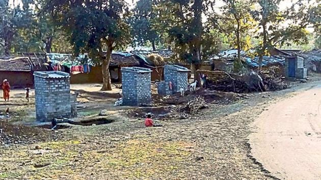 With the target for making India open defecation free (ODF) by 2019, states are tripping over themselves to meet the deadline.(HT File)