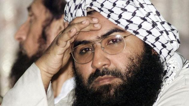 China has blocked India's request to add the chief of the Pakistan-based militant group Jaish-e-Mohammad to a UN Security Council blacklist of groups linked to al Qaeda.(Reuters File Photo)