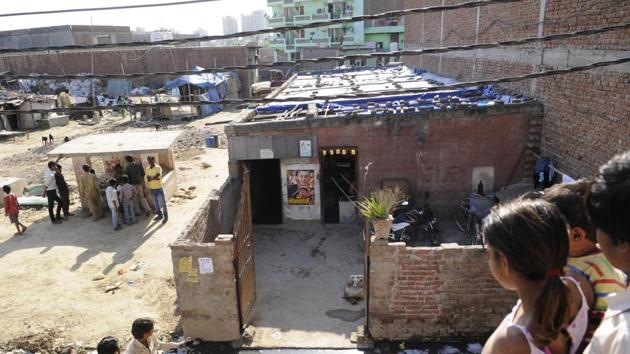 With a population of over 18 million, Delhi — the second most crowded city in India — is under immense stress today by way of its social economic problems.(Burhaan Kinu/ HT file)