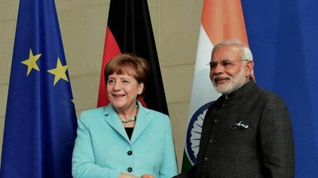 Prime Minister Narendra Modi will be visiting Germany next month.(PTI File)