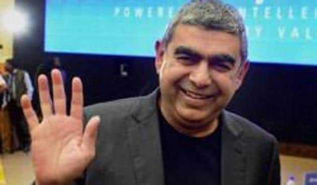 Infosys Ltd's chief executive officer Vishal Sikka is assured of $10 million in annual compensation, irrespective of the company's performance, because of a clause in his employment contract.(PTI)