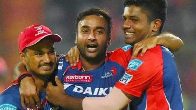 Delhi Daredevils' Amit Mishra said Indians never initiate any sledging but they won't stay quiet too if poked.(PTI)