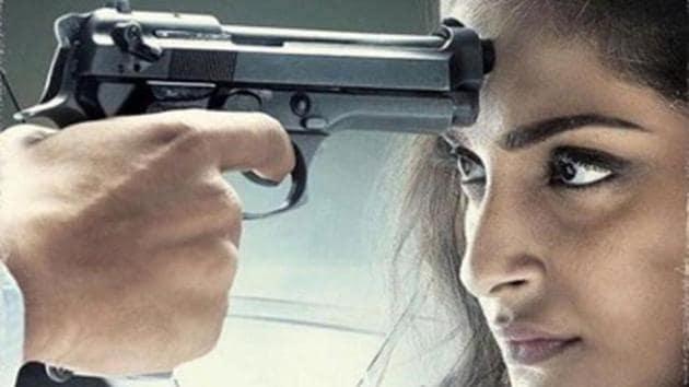 Sonam Kapoor played an air-hostess in Neerja.