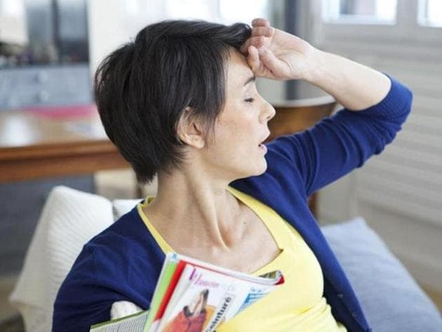 Hot flashes are experienced by 70% of menopausal women, with approximately one-third of them describing them as frequent or severe.(Shutterstock)