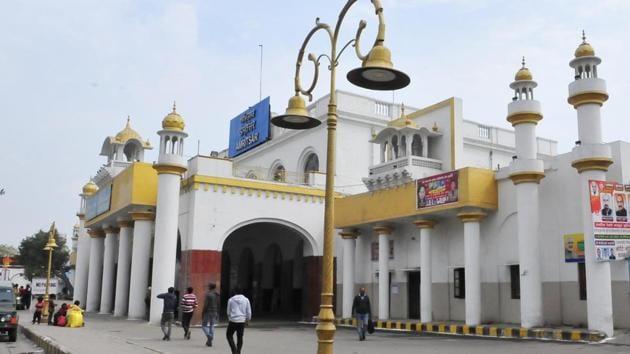 Amritsar railway station.(HT File Photo)