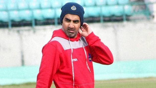 Cricket player Gautam Gambhir's tweet about Kashmir displays an absolute lack of understanding about the problems in the strife-torn state.(PTI)