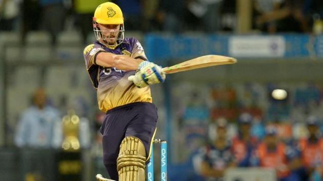 Kolkata Knight Riders batsman Chris Lynn have made Australia's ICC Champions Trophy squad.(AFP)