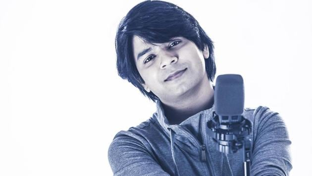 Ankit Tiwari says he is still learning, so he doesn't realise how much time a project will take.(HT Photo)