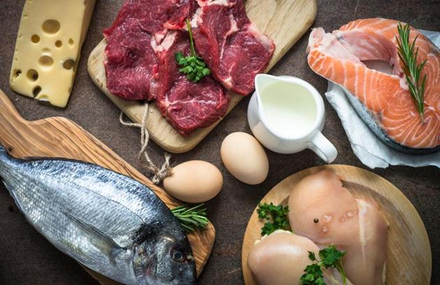 A diet high in animal protein can cause non-alcoholic fatty liver disease.(Images: Shutterstock)