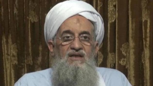 Egyptian-born Ayman al-Zawahiri, a trained surgeon, has been protected by the ISI since US forces evicted al-Qaeda from Afghanistan in late 2001, Newsweek quoted several authoritative sources as saying.(AP File Photo)
