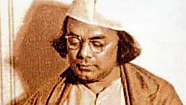To honour the poet-laureate Kazi Nazrul Islam, the Sangh is planning to mark his birth anniversary on May 25 in West Bengal. It will also translate Nazrul's works into all Indian languages.(HT File)