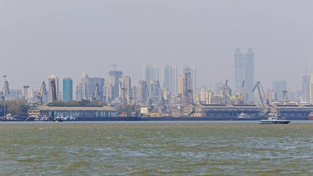 A view of the Mumbai Harbour.(Wikimedia Commons)