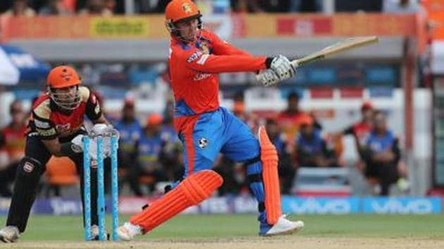 Jason Roy has so far played three matches for Gujarat Lions in Indian Premier League (IPL) 2017.(BCCI)