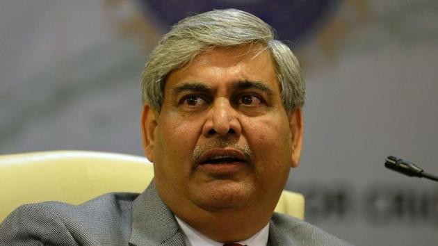 Shashank Manohar, International Cricket Council (ICC) chairman, has floated a new revenue sharing model that will lower Board of Control for Cricket in India's (BCCI) earnings.(AFP)