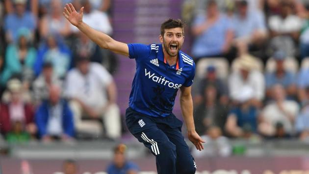Mark Wood missed the India tour due to an ankle injury and his last competitive game was the ODI against Pakistan in Cardiff in September 2016. He is in England's ICC Champions Trophy squad(Getty Images)