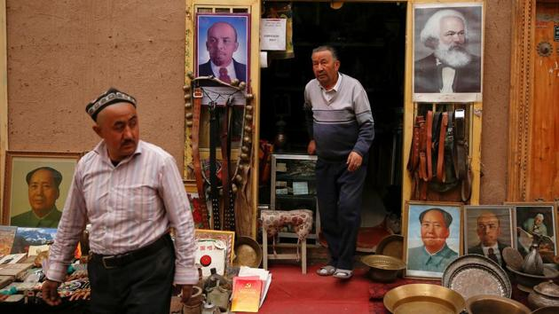 Conflicts between the Uyghur and the Han, the majority ethnic group in China that also controls the government, are common in Xinjiang.(REUTERS FILE)