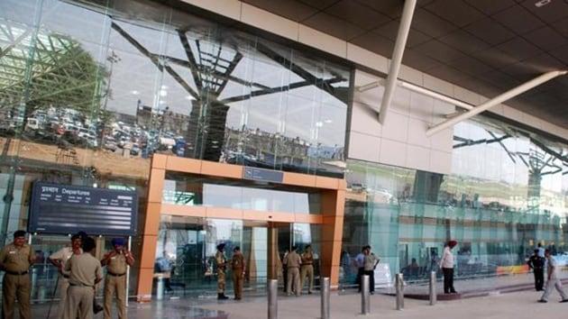 Chandigarh international airport(HT File Photo)