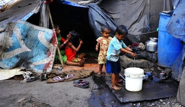 The report says that to reduce the inequality, India needs a 'different economic model' -- one that is not only low-carbon but also recognizes poverty, inequality and lack of financial access.(AFP File Photo)