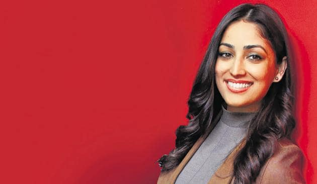 Actor Yami Gautam says you can't be making excuses when you are in Bollywood, you are there for a reason.(Photo: Pramod Thakur/HT)