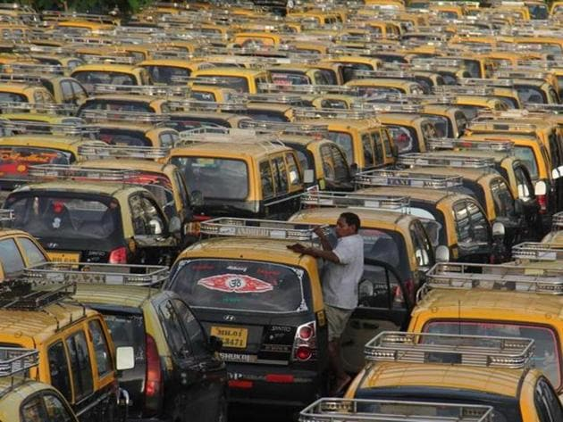 In a first, the state government has come up with an online survey to decide the fare for autorickshaws and taxis.(File)