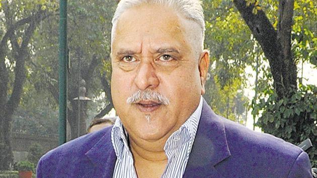Businessman Vijay Mallya(HT File)