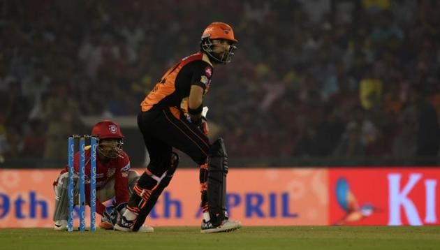 Yuvraj Singh of Sunrisers Hyderabad has scored only one half-century in the 2017 Indian Premier League so far.(Ravi Kumar/HT Photo)