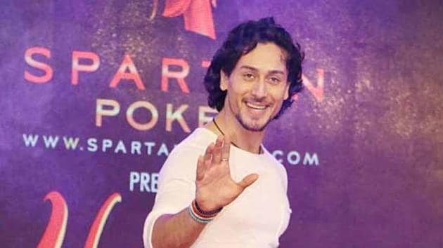 Actor Tiger Shroff talks about his love for action and why he wants to open an institute for aspiring artists.(Yogen Shah)