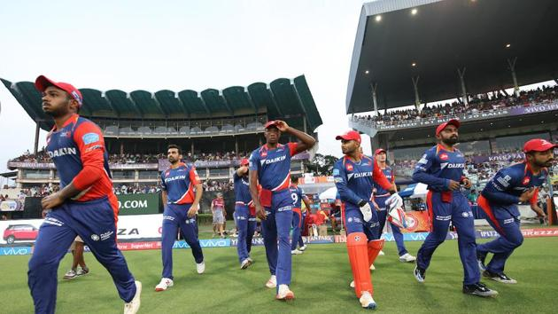 Delhi Daredevils are eighth and last in the Indian Premier League standings after five consecutive losses.(BCCI)