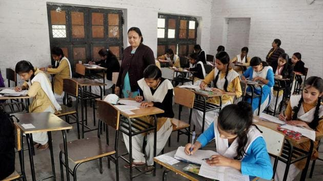 The results of the Kerala Secondary School Leaving Certificate (SSLC) examinations are likely to be announced on May 5.(PTI/File photo)