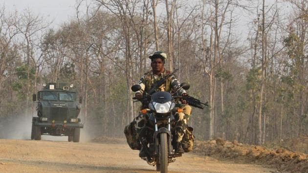 A joint team busted a Maoist camp in Chhattisgarh.(File Photo)