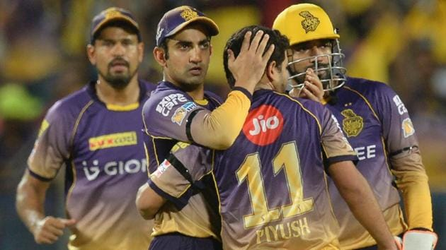 Kolkata Knight Riders will face Rising Pune Supergiant an IPL 2017 match at Eden Gardens on Wednesday.(AFP)