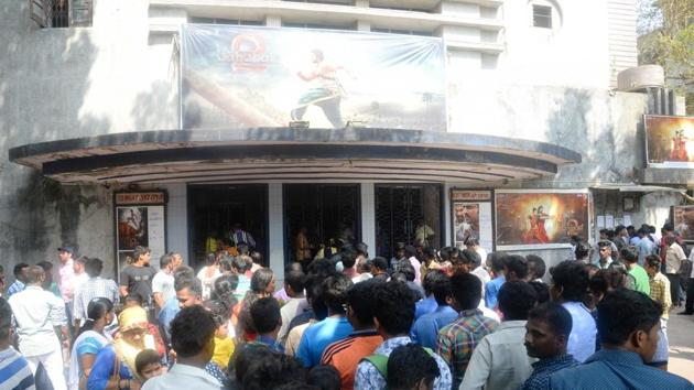 Of the 600 single-screen theatres and 40 multiplexes across the southern state, about 60 theatres and 30 multiplexes are in Bengaluru.(IANS File Photo)
