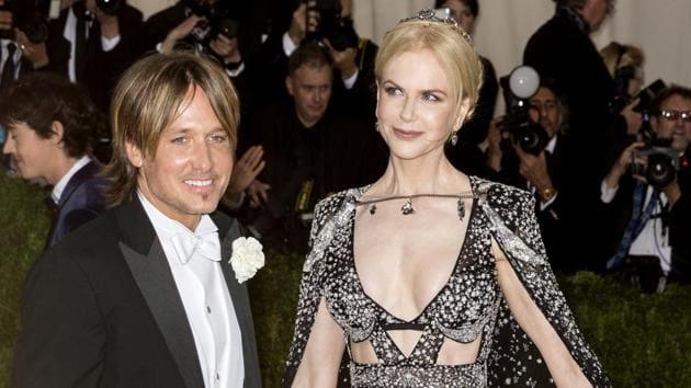Nicole Kidman and Keith Urban married in 2006.