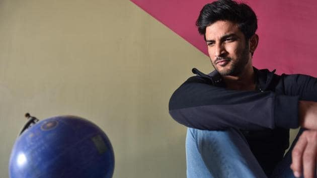 Actor Sushant Singh Rajput recently refused to comment on the issue of Indian national Kulbhushan Jadhav, who is jailed in Pakistan.(Pratham Gokhale/HT PHOTO)