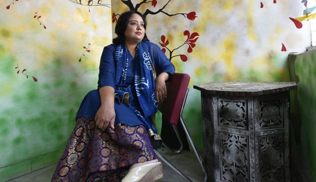 Fouzia Dastango is passionate about stories that tell us about our own culture(Raj K Raj)