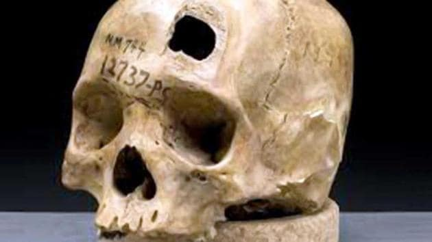 An Indian was held in Nepal for allegedly smuggling human skulls.(File Photo)