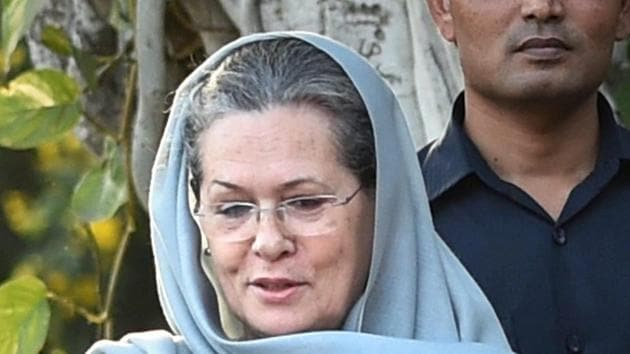 Congress President Sonia Gandhi is expected to meet Mamata Banerjee and Mayawati soon to try to find a common candidate for the Presidential election in July.(PTI)