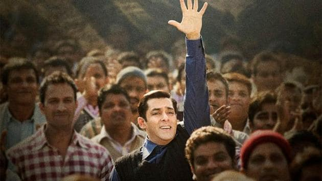 Salman plays Laxman, an Indian man who falls in love with a Chinese girl. Pritam's music of the film.(Twitter)