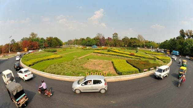 Chandigarh was ranked 11 in the list.(HT File Photo)