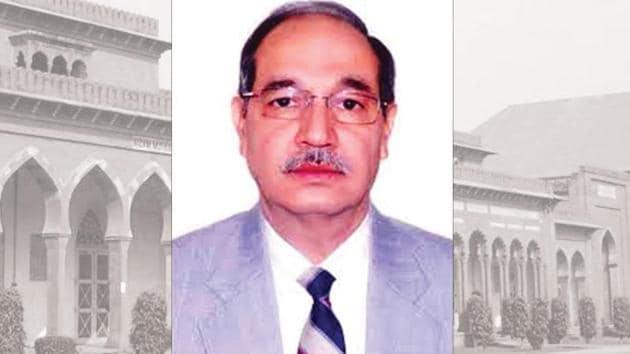President Pranab Mukherjee, in his capacity as Aligarh Muslim University (AMU) visitor, has appointed JN Medical College principal Tariq Mansoor its next vice-chancellor.(Handout image)
