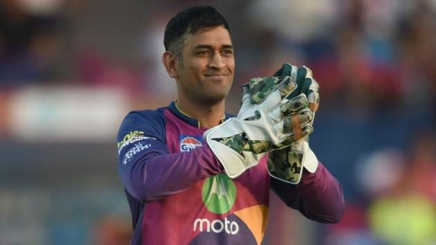 MS Dhoni was removed from Rising Pune Supergiant's captaincy ahead of the Indian Premier League (IPL) 2017.(AFP)