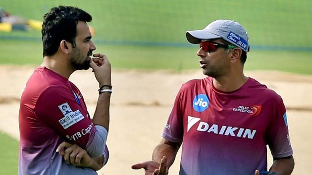 Rahul Dravid, Delhi Daredevils coach, feels at the Indian Premier League is a mixed bag of good and not so good.(PTI)