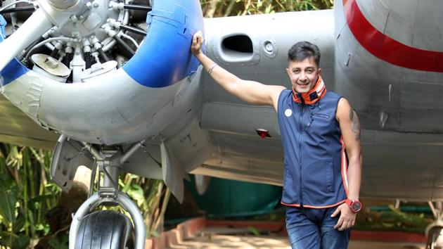 Sukhwinder Singh is reuniting with AR Rahman for Sachin: A Billion Dollar Dreams.(HT Photo)