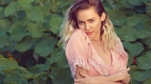 Miley wants to surround herself with positive people.(Instagram)