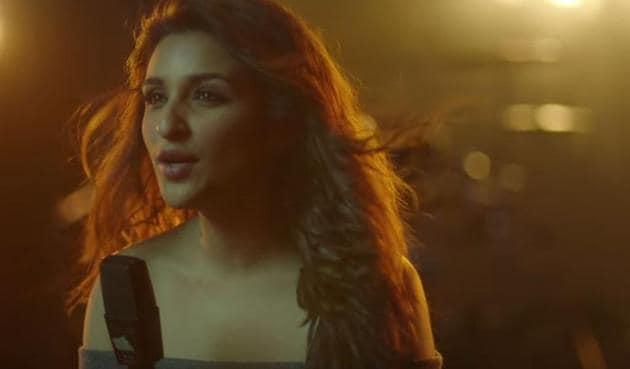 Parineeti Chopra makes her debut as a singer with Meri Pyaari Bindu.