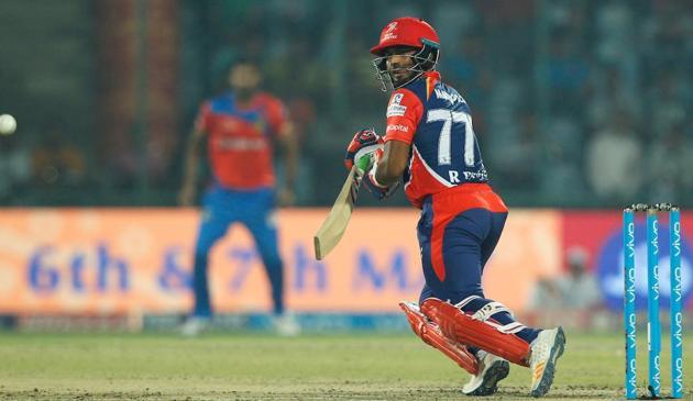 Rishabh Pant's 43-ball 97 helped Delhi Daredevils crush Gujarat Lions by 7 wickets in an IPL 2017 match at the Feroz Shah Kotla Stadium on Thursday.(BCCI)
