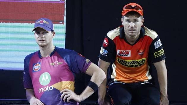 Steven Smith's Rising Pune Supergiant clash with David Warner's Sunrisers Hyderabad in an IPL 2017 match in Hyderabad today. Get live cricket score of SRH vs RPS here.(BCCI)