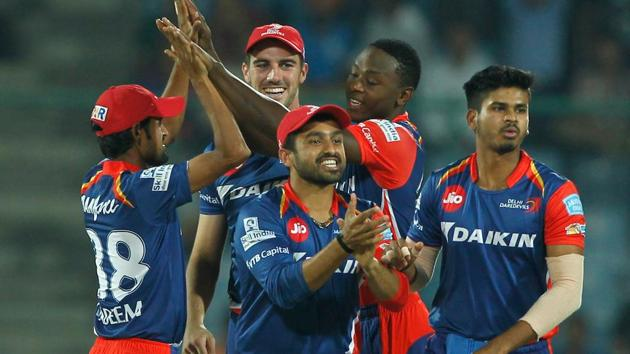 Live streaming of Delhi Daredevils vs Mumbai Indians was available online. MI defeated DD by 146 runs.(BCCI)