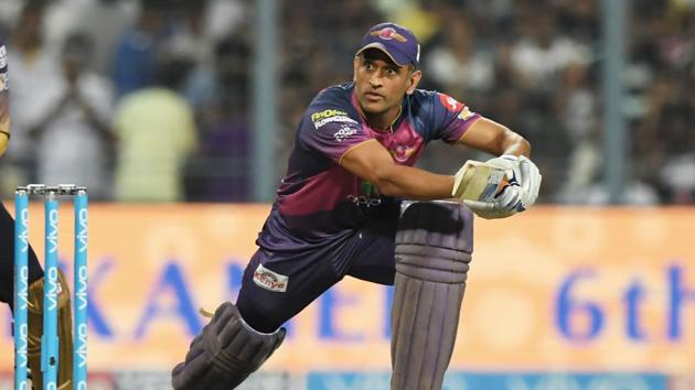 MS Dhoni could be in trouble after former Indian Premier League (IPL) chief tweeted details about his employment with India Cements.(AFP)