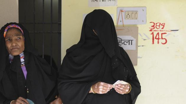 The government has opposed triple talaq in SC and said it was unconstitutional because it was gender discriminatory.(Representative image)